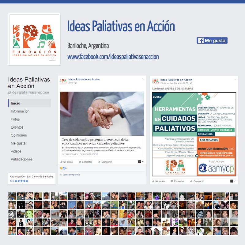 Facebook @ideaspaliativasenaccion