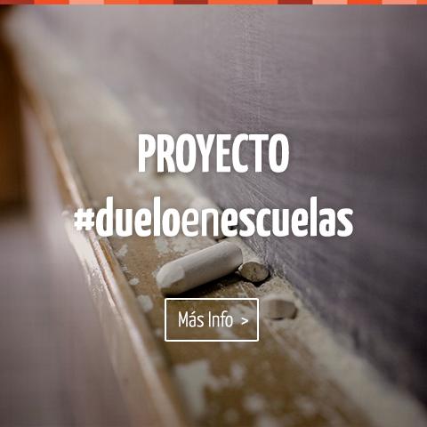 Proyecto #dueloenescuela