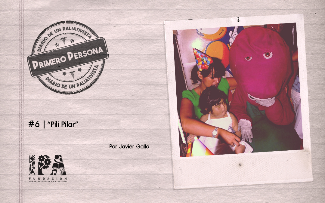 PRIMERO PERSONA #6 | Pili Pilar