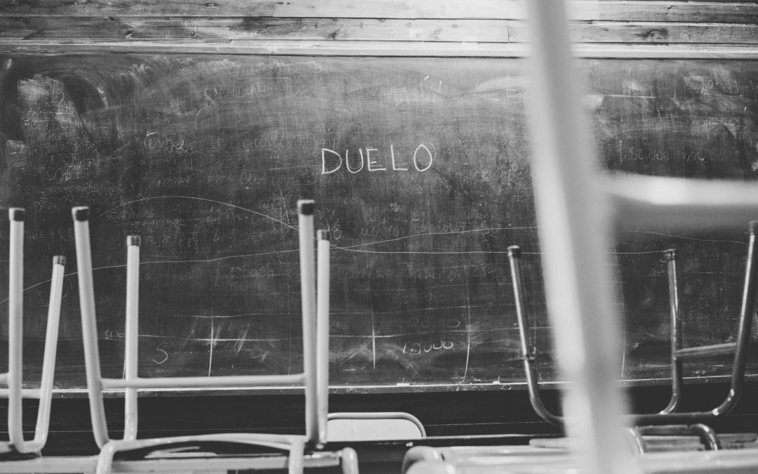 Acompañando escuelas que transitan un duelo