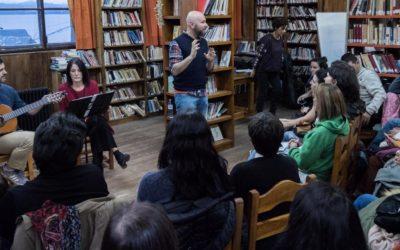 Alejandro Nespral presenta «¿Morir Duele?»